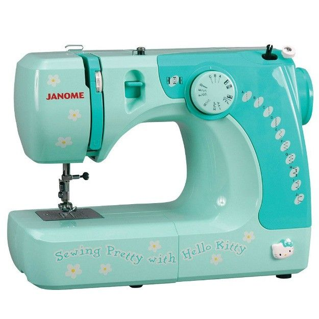 40 Best Sewing Machine Deals On Cyber Monday ️Hello Kitty Classy Sewing Machine Cyber Monday