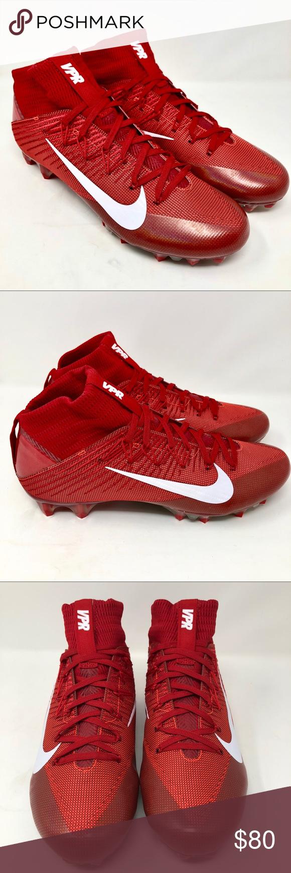 Nike Vapor Untouchable Football Cleats 824470 616 NWT   NWT My Posh 88b9f9