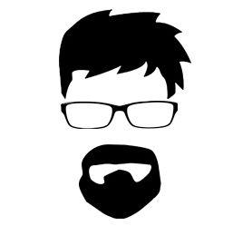 Creative Beard Logos Google Search With Images Beard Logo