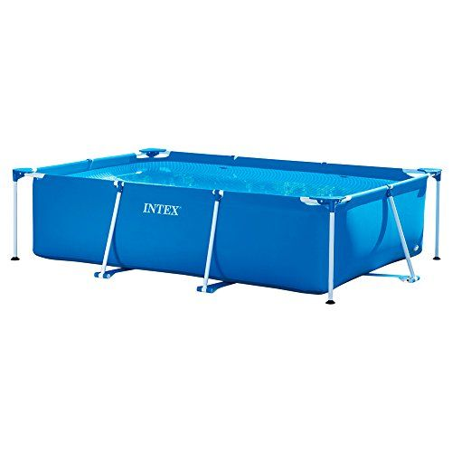 INTEX FRAME Family Fun Garden POOL 220 X 150 X 60 Easy Set Up NEW