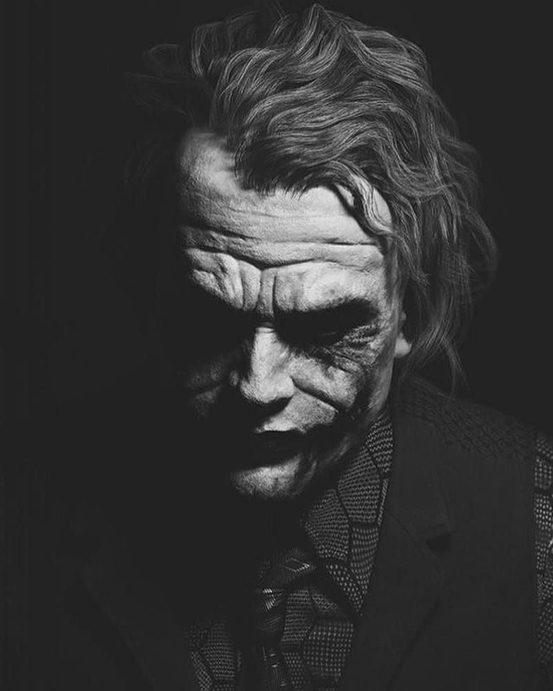 Nice joker shot from comicsempire follow geek_revenge