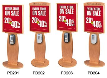 Purell Hand Sanitizer Stands Poster Display Hand Sanitizer