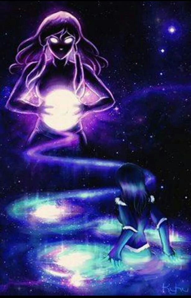 Korra Avatar Spirit