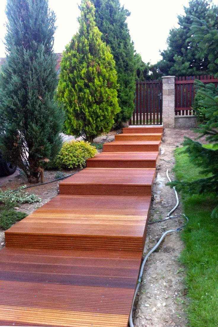 Welches Holz Terrasse Tipps Garten Gartengestaltung Gartenwegkoniferen