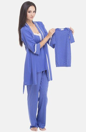 Love these matching mom and baby PJ set - they are a perfect gift ...