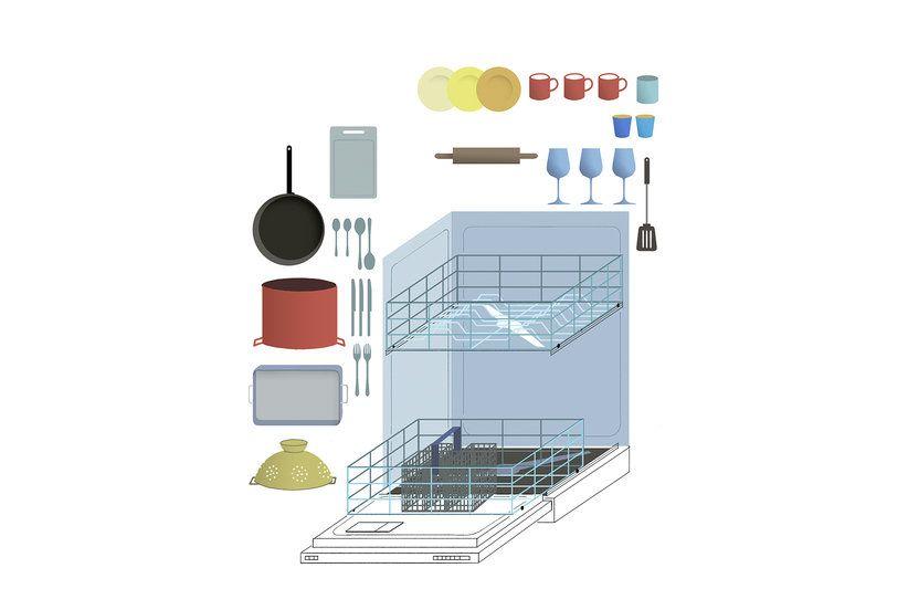 kitchenaid dishwasher door spring adjustment