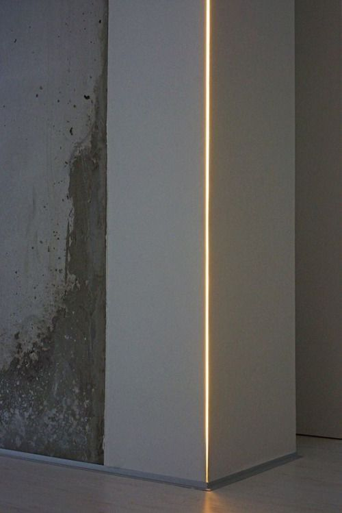 Crease lighting for very subtle illumination by City Lighting... (The Design Walker) #modernlightingdesign