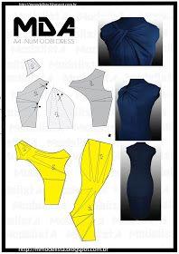 ModelistA: A4 NUM 0081 DRESS >>CONTINUAÇÃO
