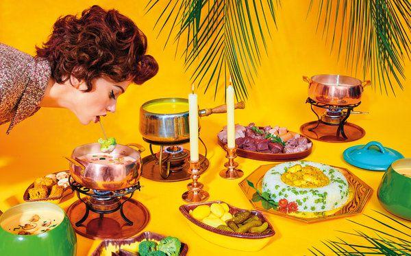 Uma série inspirada pela cozinha vintage americana - IdeaFixa