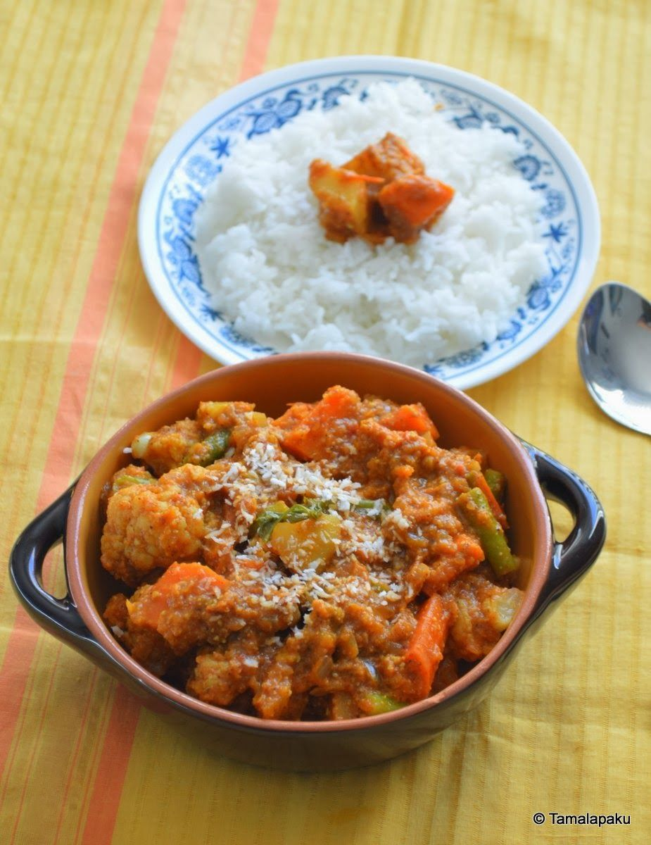 Vegetable xacuti goa goa veg recipes and curries vegetable xacuti forumfinder Image collections