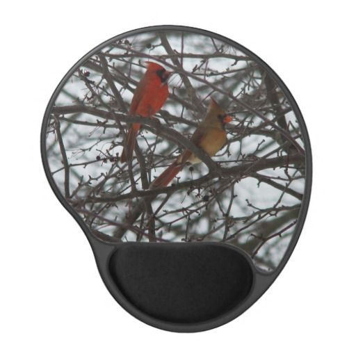 40% off Use Code ZAZWEEKSALES  #Cardinals #Mousepad Gel #Red #ChristmasGiftIdeas Proudly Made in USA!!