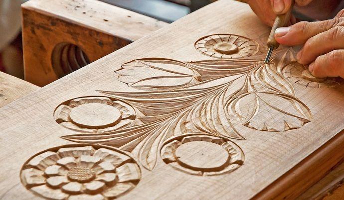 Stichel Schnitzerei Holz Holz gravieren, Holzgravur, Holz