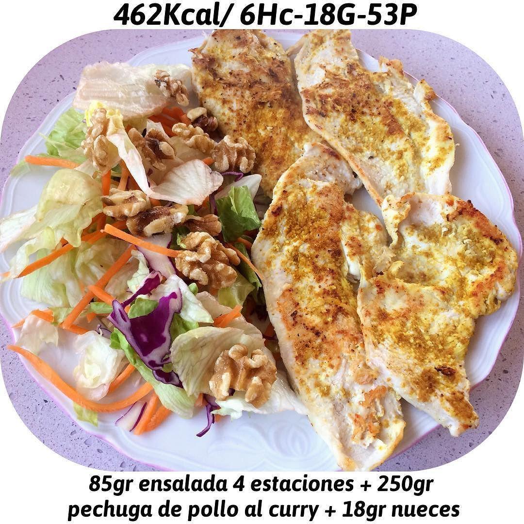 Hora de comer f cil y r pido feliz d a iifym fitness fitfam macros gym fit nutrition - Almuerzo rapido y facil ...