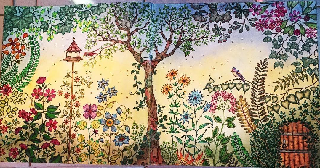 Таинственный сад бэсфорд картинки гений