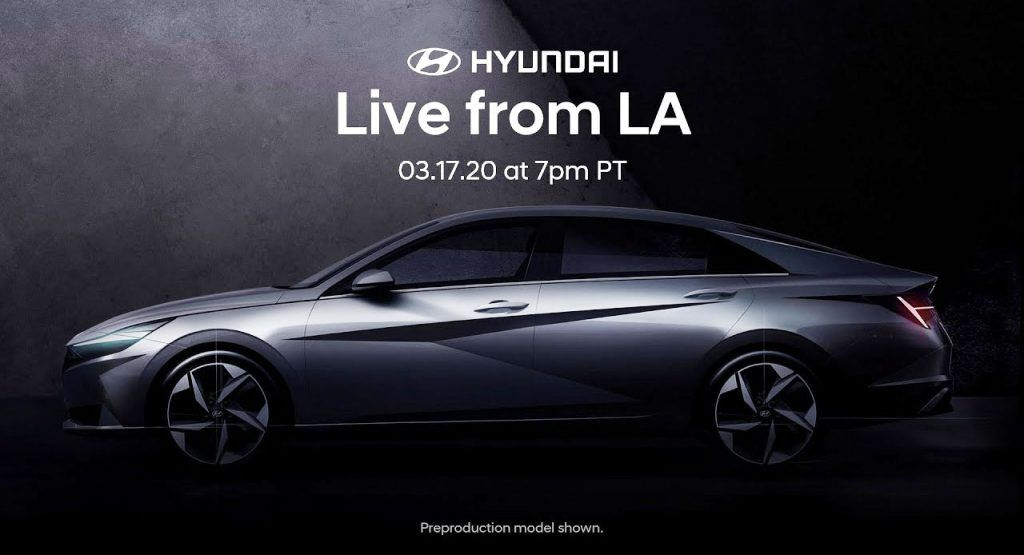 Watch The 2021 Hyundai Elantra Unveiled Live Here At 7PM