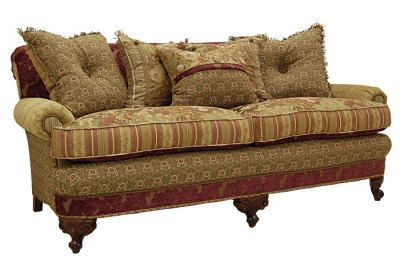 Chesterfield Sofa Bessie Sofa Sink into goosedown cushions with an intriguing novel or a talkative friend