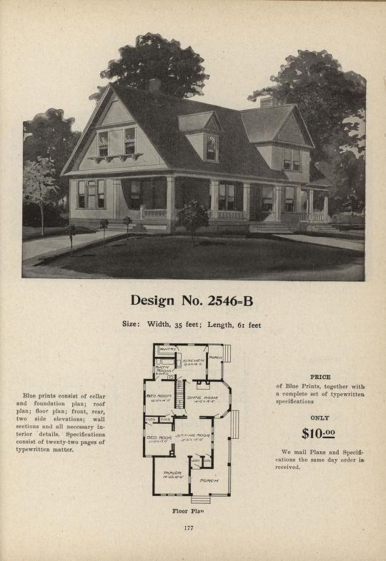 Radford S Artistic Bungalows Unique Collection Of 208 Designs Bungalow House Styles House Exterior