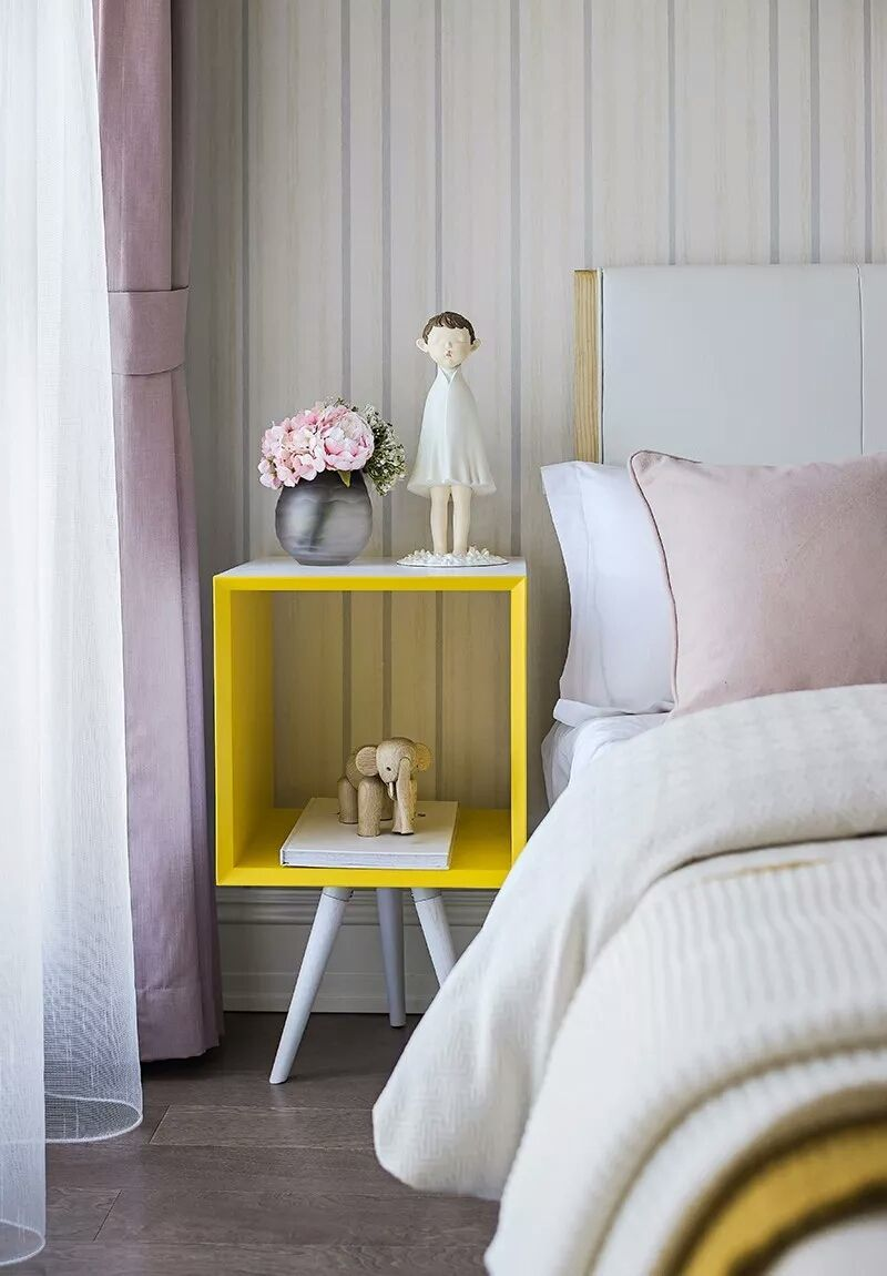 Find inspiration in this bedroom for children to create na amazing