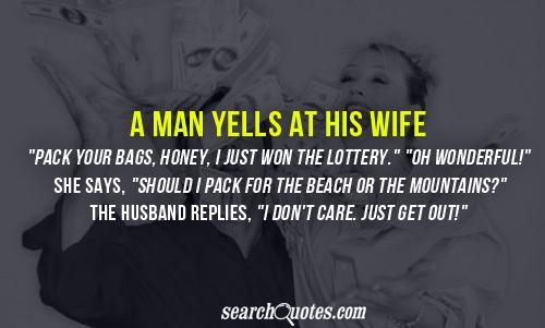 Husbands Funny Quotes About Marriage Quotesgram Wedding Quotes Funny Funny Quotes Husband Humor