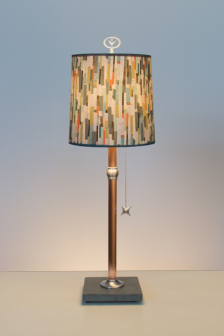 Copper Table Lamp Shade