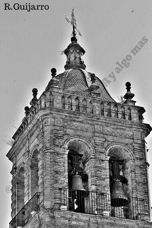 Torre de la Parroquia de Santiago en Montilla