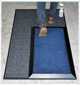 Disinfectant Mats For Vehicles
