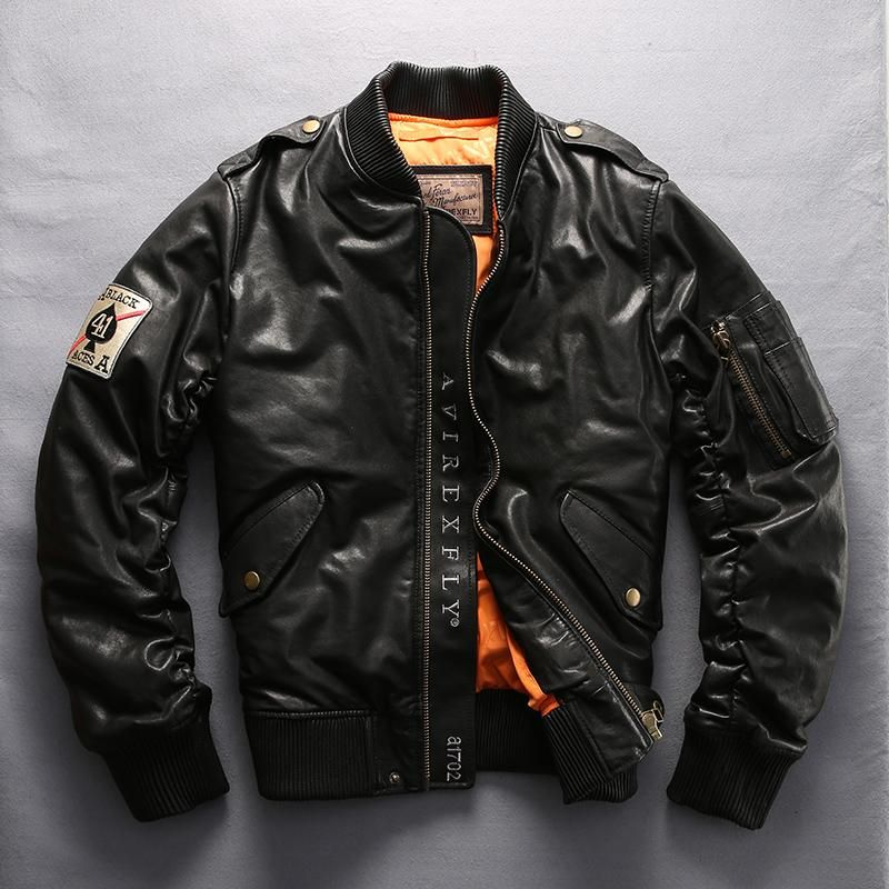Avirex Ace Of Spades Bomber Jacket【2020】 | 男性