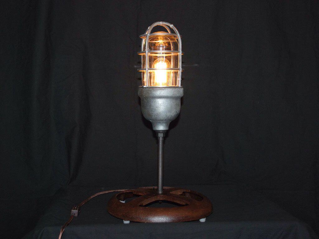 Vintage crouse hinds industrial table lamp by rustologies on etsy vintage crouse hinds industrial table lamp by rustologies on etsy https arubaitofo Choice Image