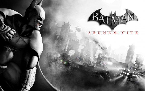 Batman Arkham City Black And White 4k Wallpaper 4k Wallpaper Ultra Hd 4k Wallpapers Arkham City Batman Arkham City Batman Arkham
