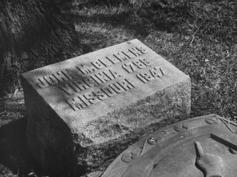 Gravestone Of Author Mark Twain 39 S Father Gravestones Pinterest Father Find Art And Art Prints