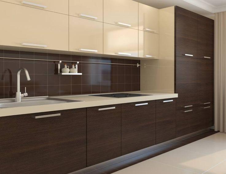12 Diseños de cocinas con muebles de madera | CARPINTERIA ...