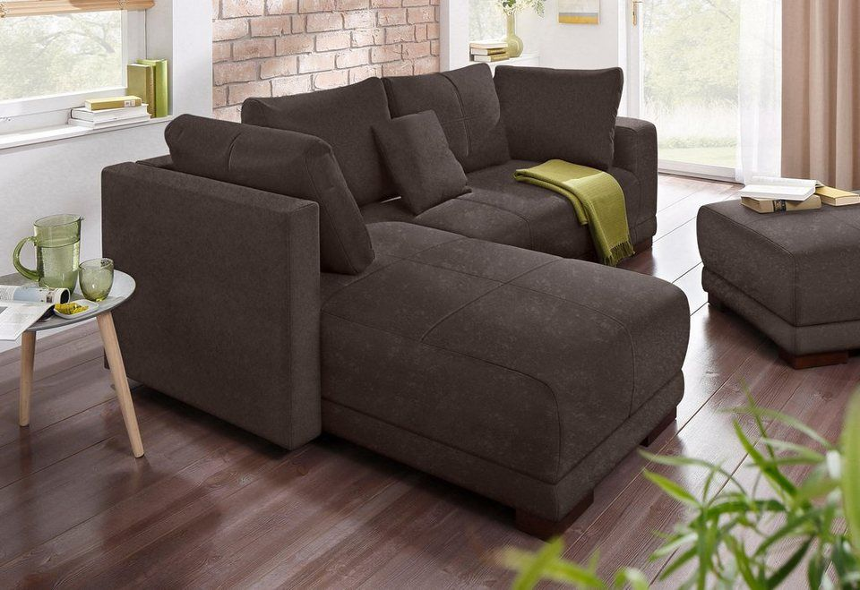 Home Affaire Polsterecke Pilot Wahlweise Mit Bettfunktion Und Bettkasten Online Kaufen With Images Sofa Furniture Sectional Couch