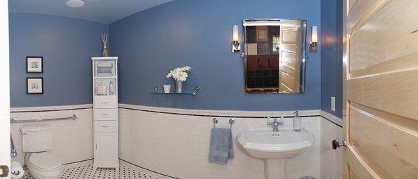 Showroom: Victorian Style Bathroom