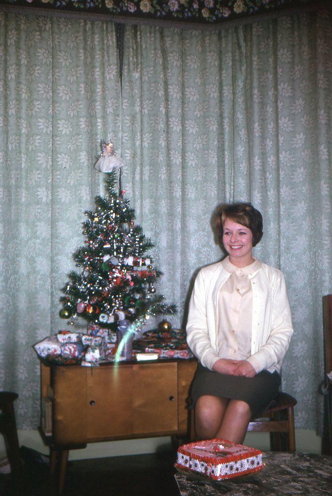 Vintage Christmas-1964...