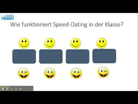 speed dating methode im unterricht