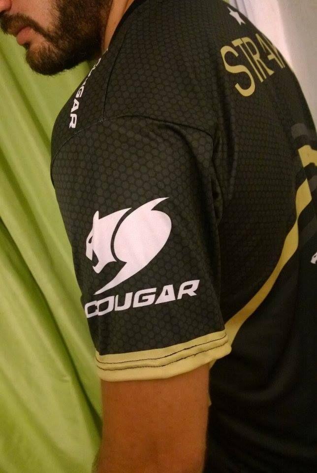 Cougar Esport Panosundaki Pin