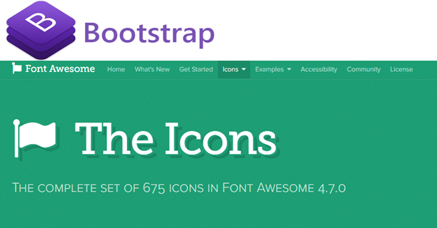 Font Awesome Icons in Bootstrap 4 Video Tutorial Fonts
