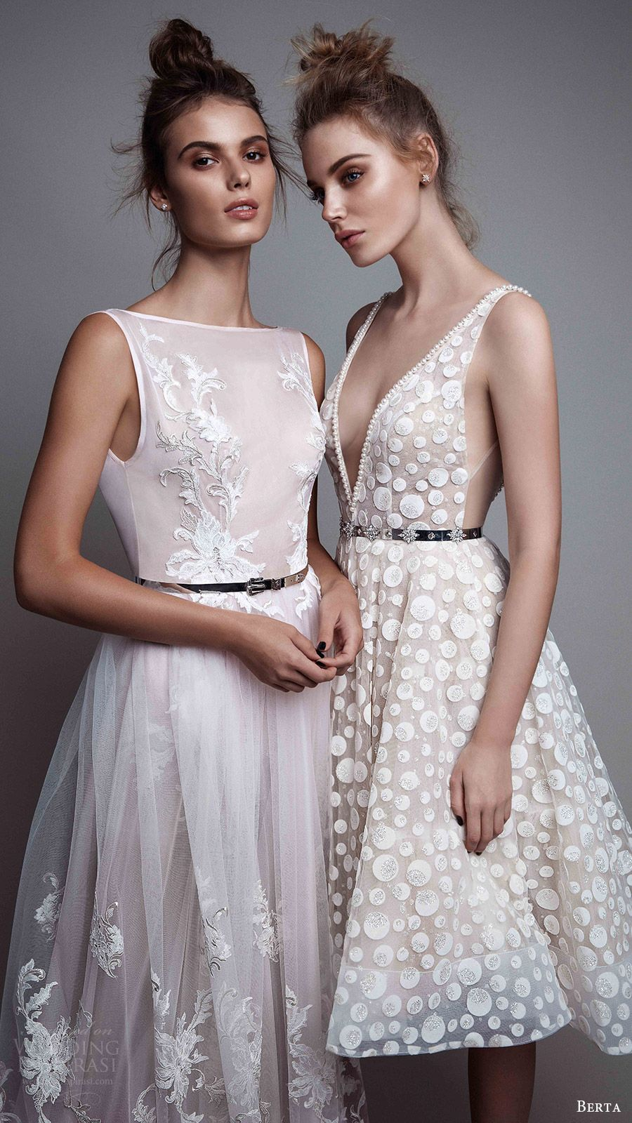 Berta Fall 2017 Ready-to-Wear Collection   High Fashion/Couture ...