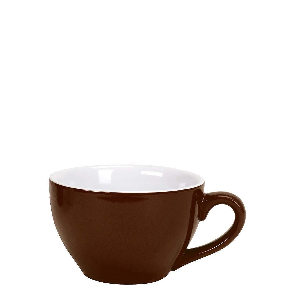 MIX IT! Kaffeetasse    Die MIX IT! Kaffeetasse ist breit und hält 300ml. In verschiedenen Farben erhältlich. Mix it! steht für ein buntes Programm und die junge Lust auf Vielfalt und Farbe. Sie kombinieren nach Geschmack und bringen ordentlich Farbe ins Leben. Dabei bleiben keinerlei Wünsche offen, weil vom Geschirr über Tischwäsche und Servietten bis zum Küchentuch bei Mix it! alles dabei ist....