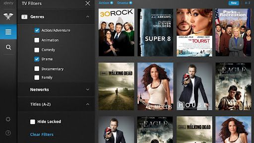 Comcast Xfinity TV Player app brings VOD streaming to