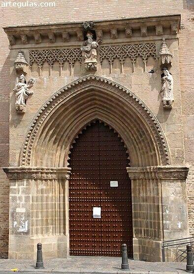 Resultado de imagen de san marcos sevilla iglesia