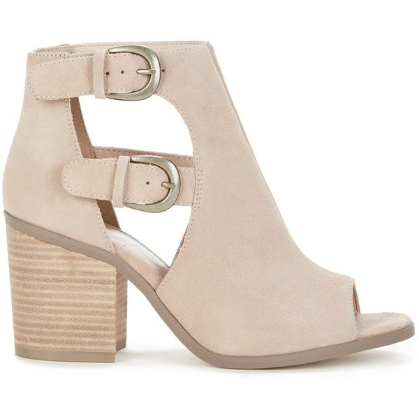 Sole Society Hyperion Transitional Sandal ($50) ❤ liked on Polyvore  featuring shoes, sandals