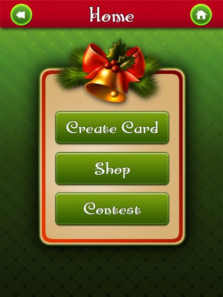 A Pretty Neat Holiday App Give It A Dl Christmas Card Application