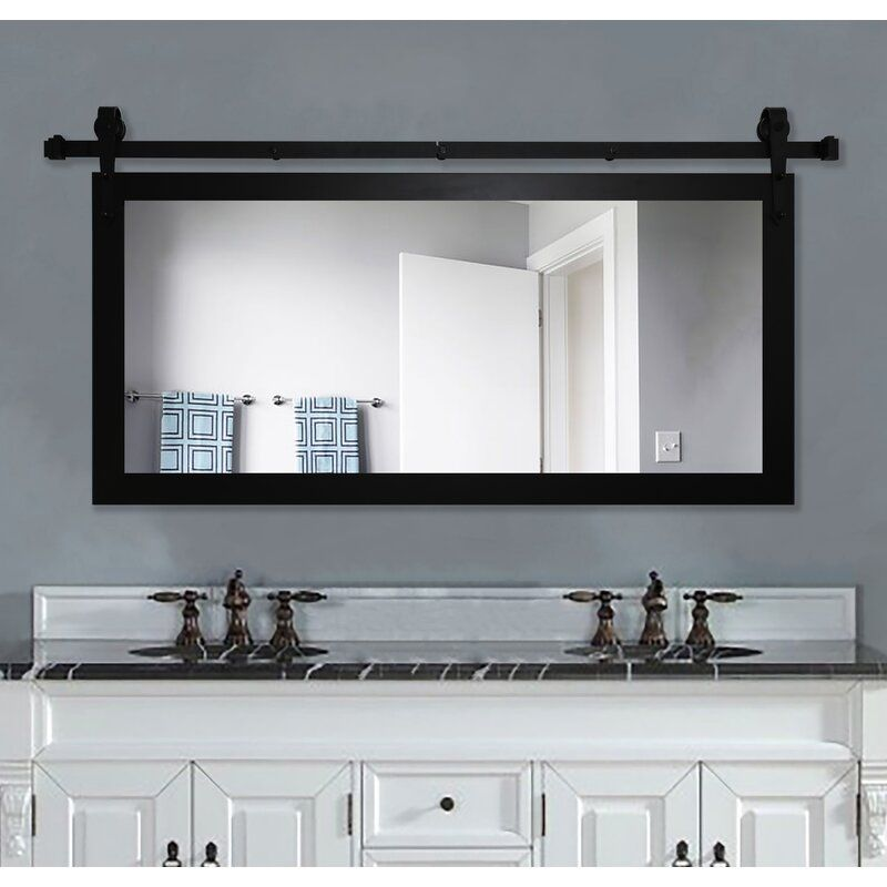 2 Piece Abraham Accent Mirror Set