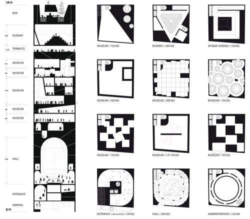 n-architektur: TOKYO_Musée de la mode NP2F Architectes
