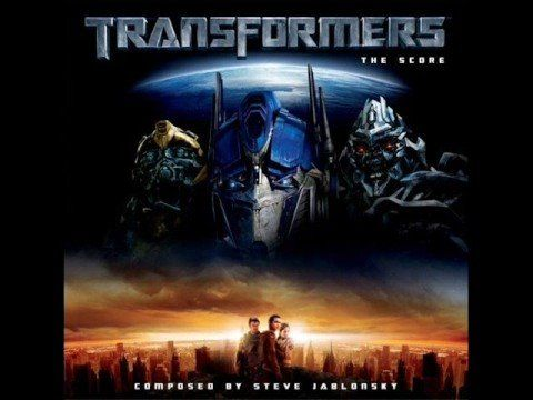 Transformers The Score Arrival To Earth The Fallen Banda