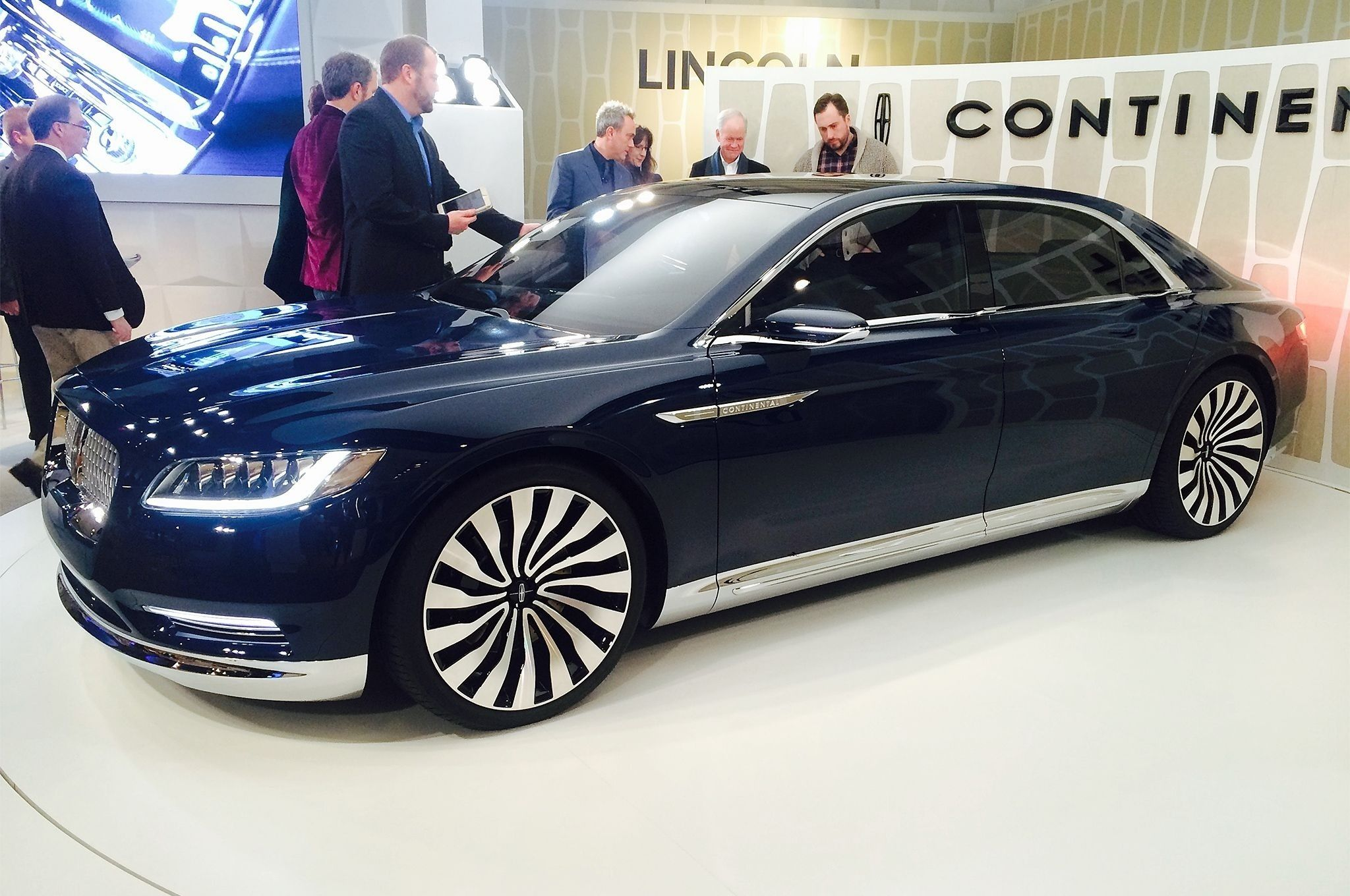 The 2019 Lincoln Continental Overview And Price For The Home