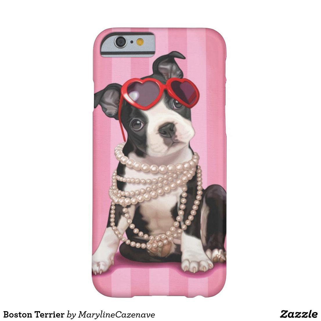 Boston terrier casemate iphone case boston