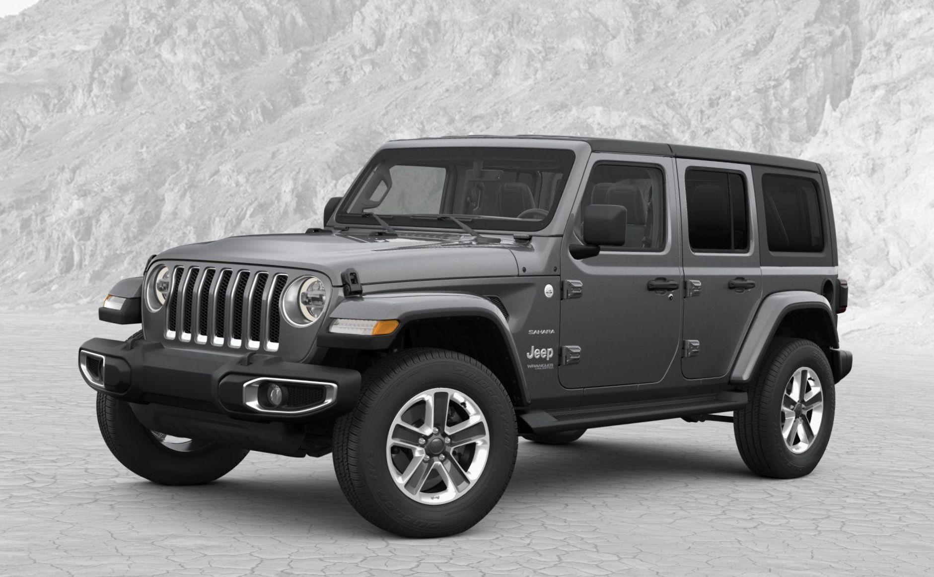 2016 Jeep Wrangler Freedom Edition In Granite Crystal 2016 Jeep Wrangler Jeep Wrangler Jeep