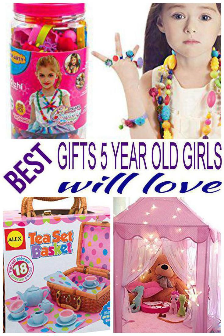Best Gifts 5 Year Old Girls Party Gift Ideas Will Love Fun And Creative Perfect For Birthday Christmas